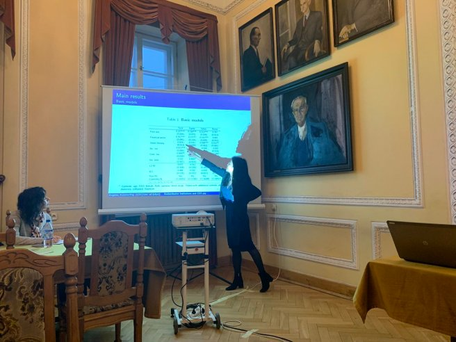 Renira Angeles Warsaw Politics and Inequality Conference